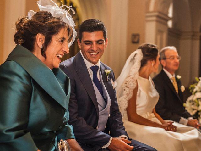 La boda de Marcos y Beatriz en Ávila, Ávila 20