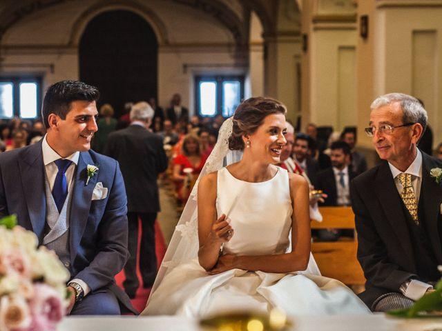 La boda de Marcos y Beatriz en Ávila, Ávila 22