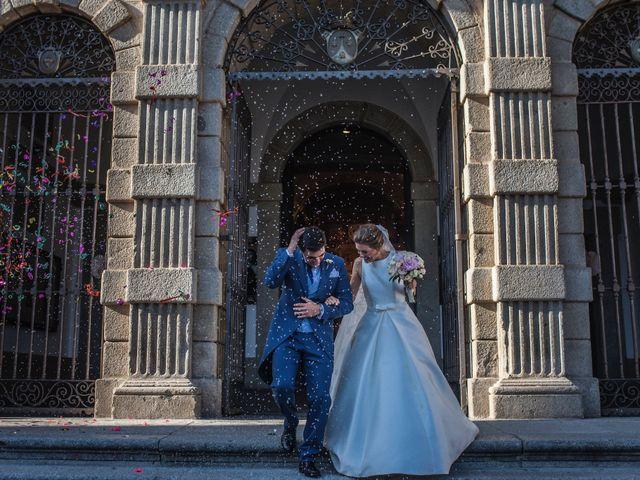 La boda de Marcos y Beatriz en Ávila, Ávila 23