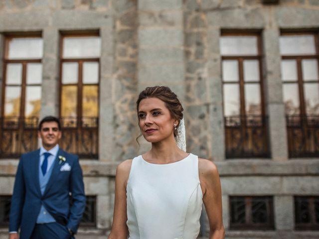 La boda de Marcos y Beatriz en Ávila, Ávila 27
