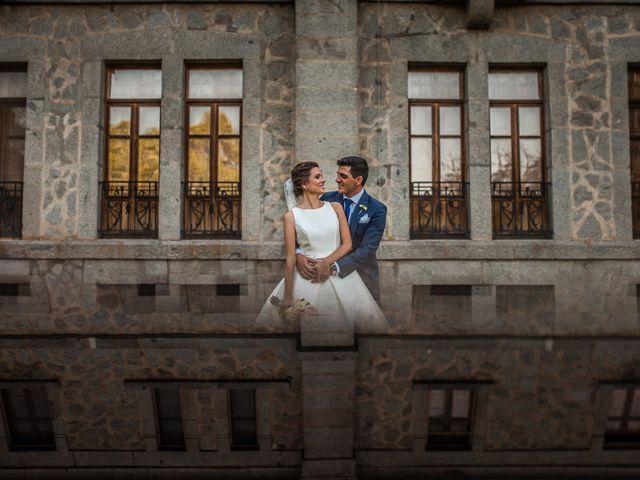 La boda de Marcos y Beatriz en Ávila, Ávila 28