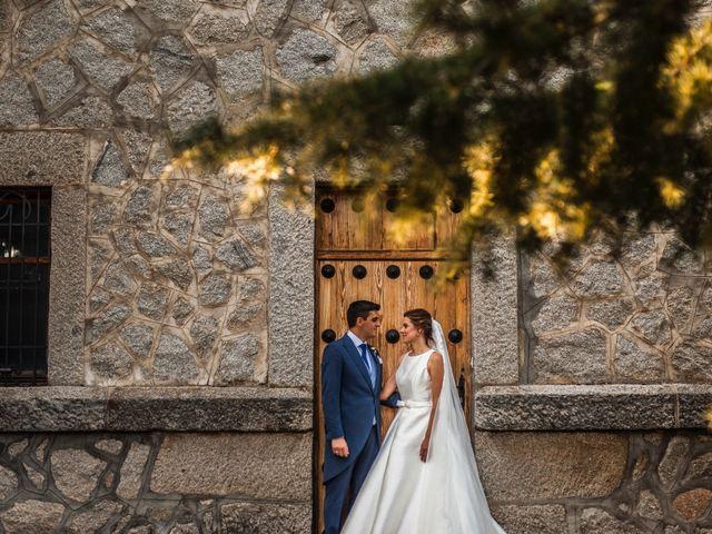 La boda de Marcos y Beatriz en Ávila, Ávila 1