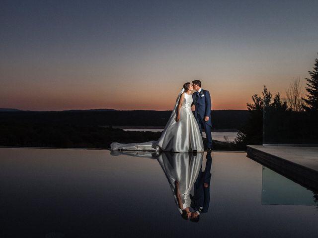 La boda de Marcos y Beatriz en Ávila, Ávila 33