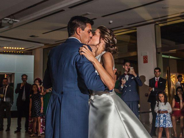 La boda de Marcos y Beatriz en Ávila, Ávila 38