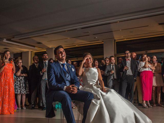 La boda de Marcos y Beatriz en Ávila, Ávila 40