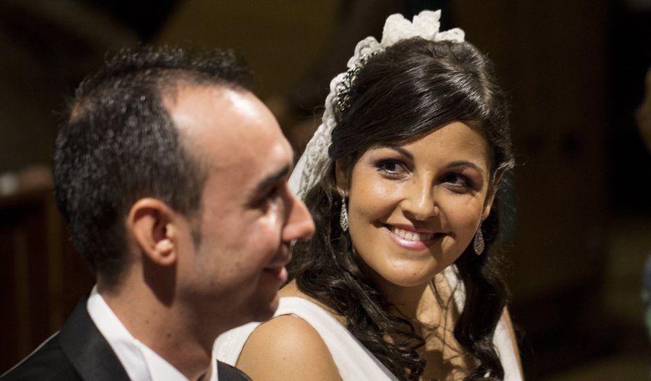 La boda de Laura y Luis en Mérida, Badajoz