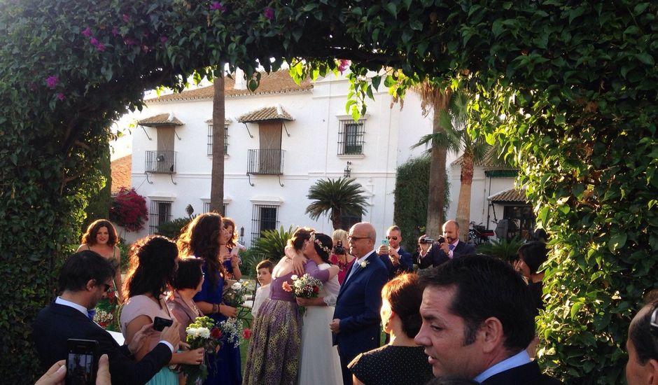 La boda de Marcos y Carmen en Mairena Del Alcor, Sevilla