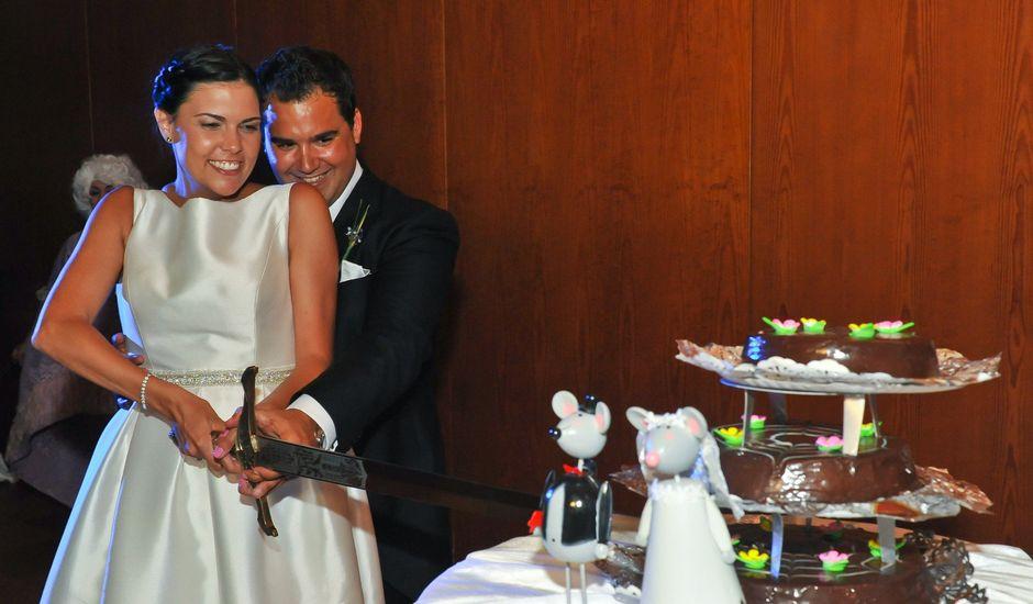 La boda de Ignacio  y Cristina en Sabadell, Barcelona