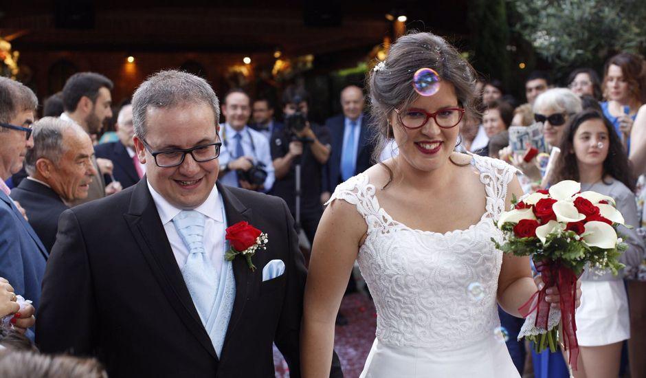 La boda de César y Elena en Alcalá De Henares, Madrid