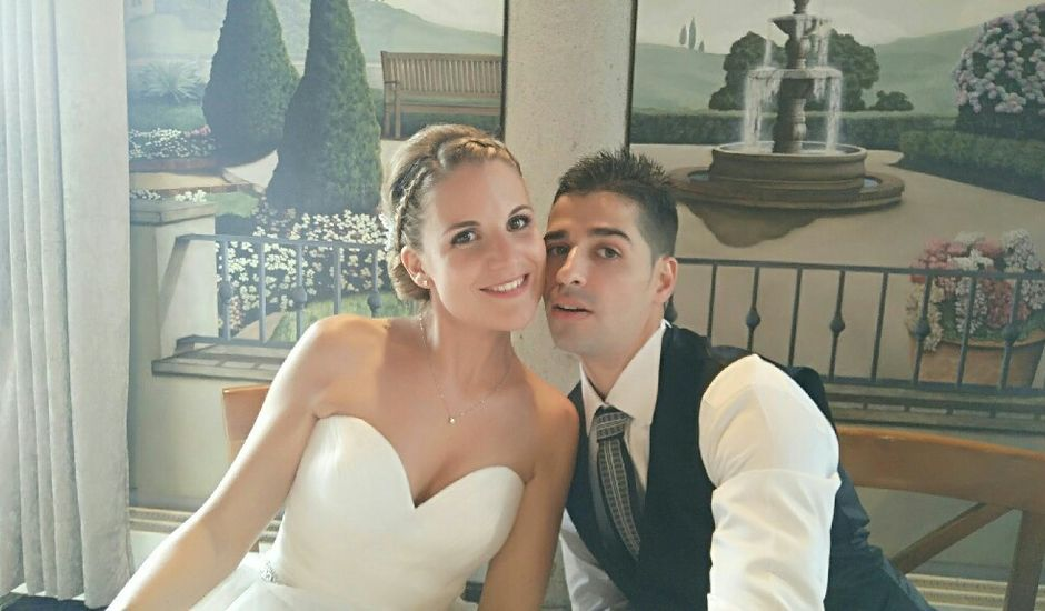La boda de Ruben y Maialen en Urnieta, Guipúzcoa