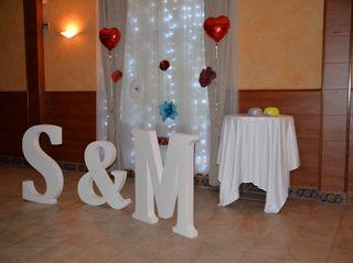 La boda de Mª Antonia y Sergio 1