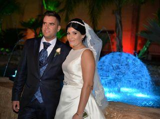 La boda de Mª Antonia y Sergio 2