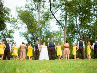 La boda de Samantha y Tony