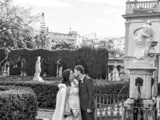 La boda de Maite y Josep