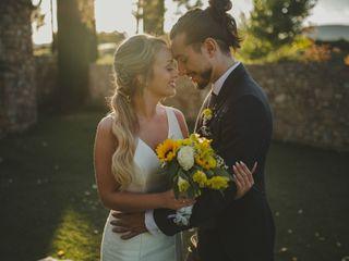 La boda de Anna y Adrià