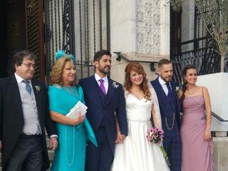 La boda de Erika y Santiago 3