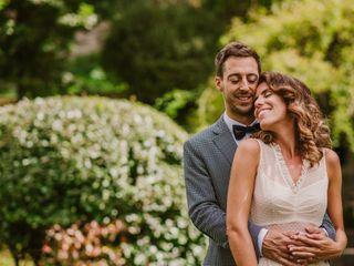 La boda de Saioa y Markel