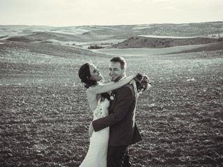 La boda de Elvira y Álvaro