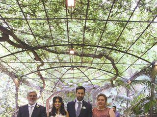 La boda de Carla  y Ricardo Blanco  1