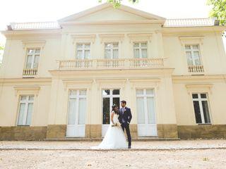 La boda de Carla  y Ricardo Blanco  2