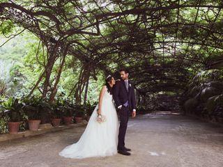 La boda de Carla  y Ricardo Blanco  3