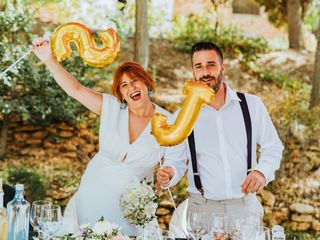 La boda de Sheila y Joaquiñin 1
