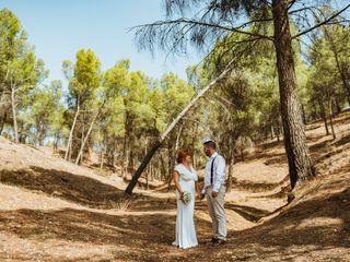 La boda de Sheila y Joaquiñin