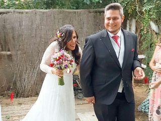 La boda de Emma y Antonio
