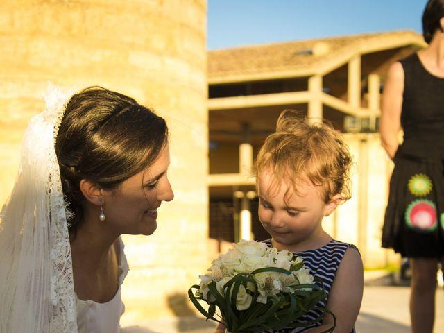 La boda de Fede y Elia en Fromista, Palencia 3