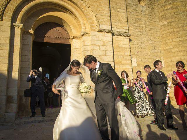 La boda de Fede y Elia en Fromista, Palencia 2