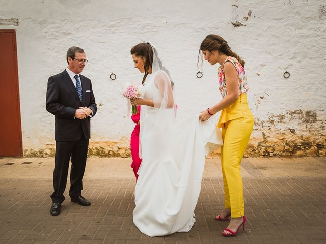 La boda de Jesús y Merche en Almaden, Ciudad Real 35