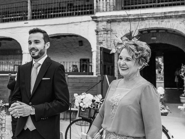 La boda de Jesús y Merche en Almaden, Ciudad Real 38