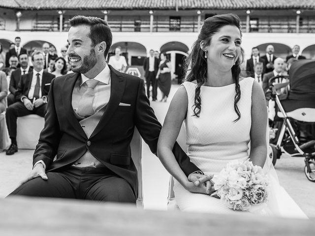 La boda de Jesús y Merche en Almaden, Ciudad Real 39