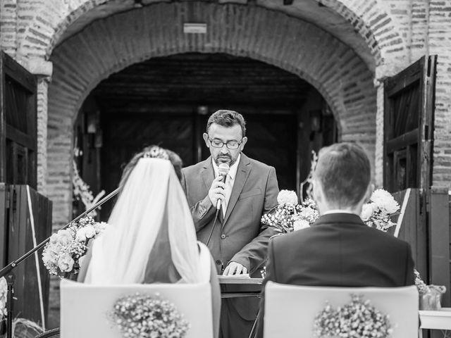 La boda de Jesús y Merche en Almaden, Ciudad Real 43
