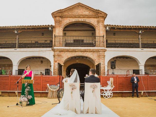 La boda de Jesús y Merche en Almaden, Ciudad Real 45