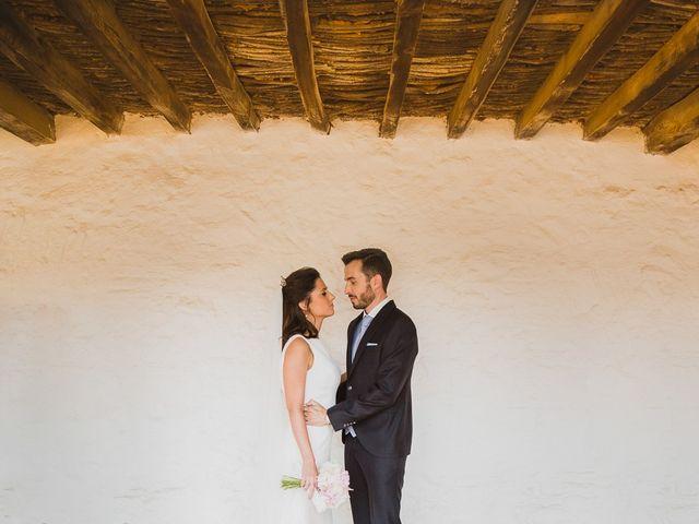 La boda de Jesús y Merche en Almaden, Ciudad Real 51