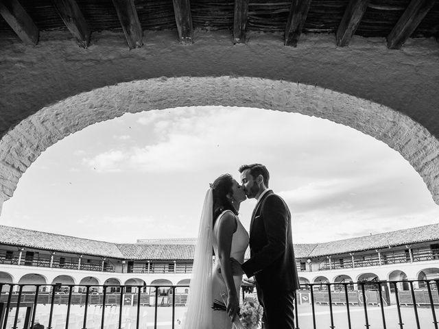 La boda de Jesús y Merche en Almaden, Ciudad Real 52