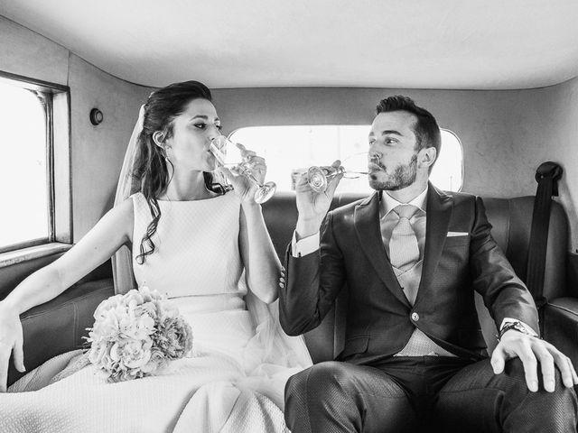La boda de Jesús y Merche en Almaden, Ciudad Real 54