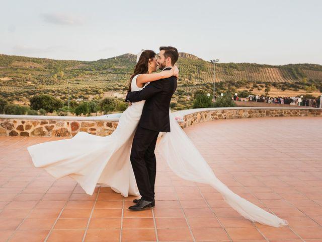 La boda de Jesús y Merche en Almaden, Ciudad Real 56