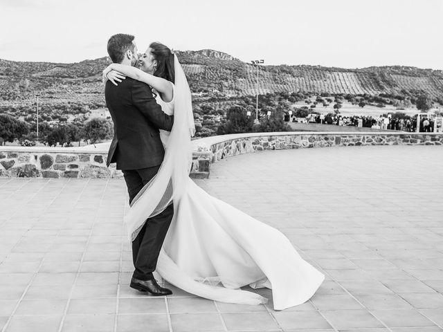 La boda de Jesús y Merche en Almaden, Ciudad Real 57