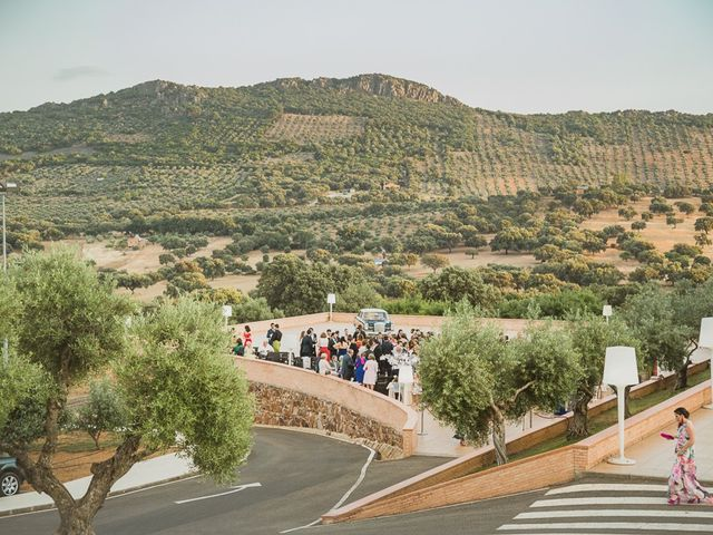 La boda de Jesús y Merche en Almaden, Ciudad Real 60