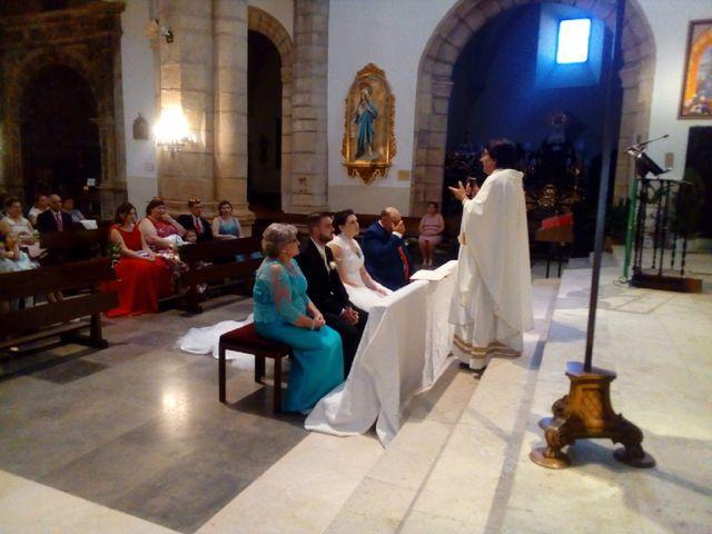La boda de Fernando  y Nuria en Corral De Almaguer, Toledo 2