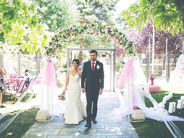 La boda de Bernardo y Marisa en San Rafael, Segovia 35