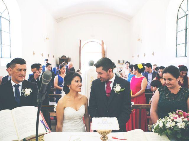 La boda de Bernardo y Marisa en San Rafael, Segovia 15