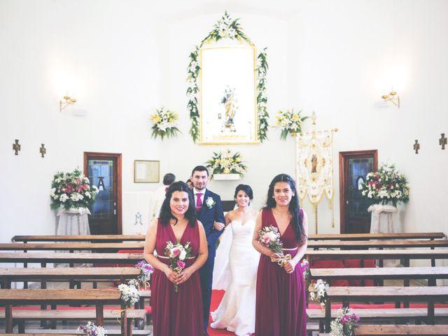 La boda de Bernardo y Marisa en San Rafael, Segovia 16