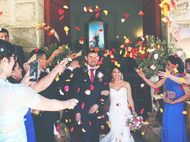 La boda de Bernardo y Marisa en San Rafael, Segovia 18