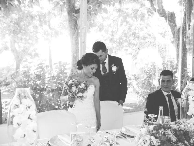 La boda de Bernardo y Marisa en San Rafael, Segovia 36