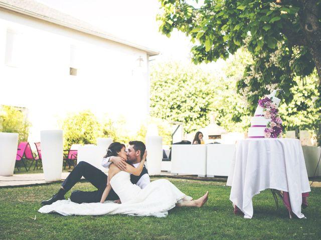 La boda de Bernardo y Marisa en San Rafael, Segovia 49