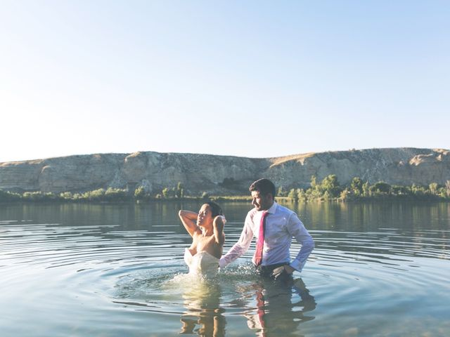 La boda de Bernardo y Marisa en San Rafael, Segovia 24