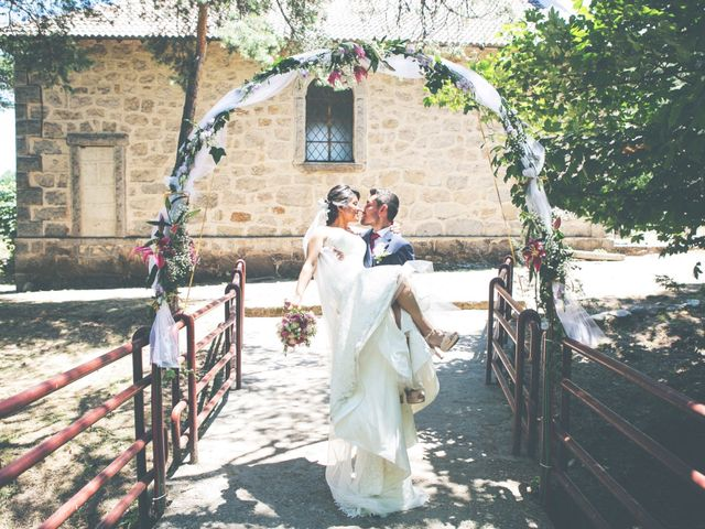 La boda de Bernardo y Marisa en San Rafael, Segovia 27